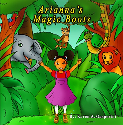 Arianna's Magic Boots   Paperback By Karen A. Gasperini   2017