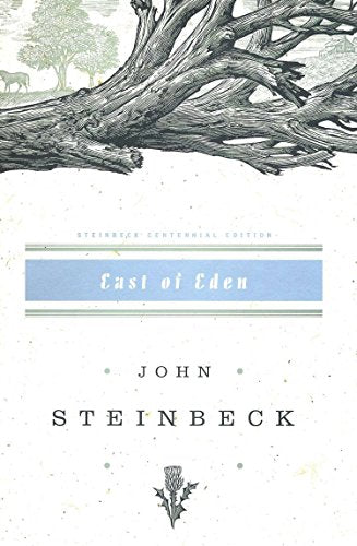 East of Eden   Paperback      by John Steinbeck   2002