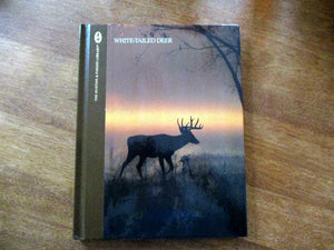 White-Tailed Deer The Complete Hunter Hardcover  by Gary Clancy  1991