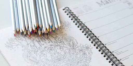 How coloring can be used as a tool to practice mindfulness