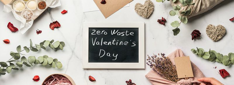 Share Your Love Sustainably this Valentine's Day