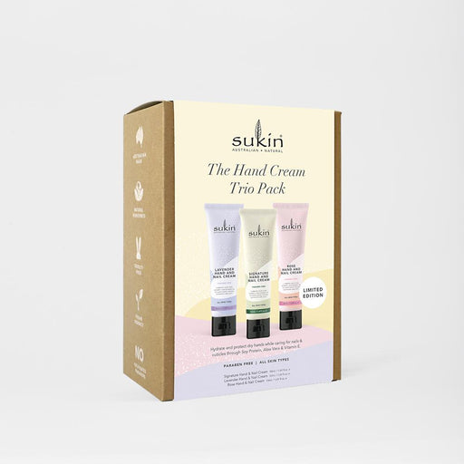 Hand Cream Trio Pack