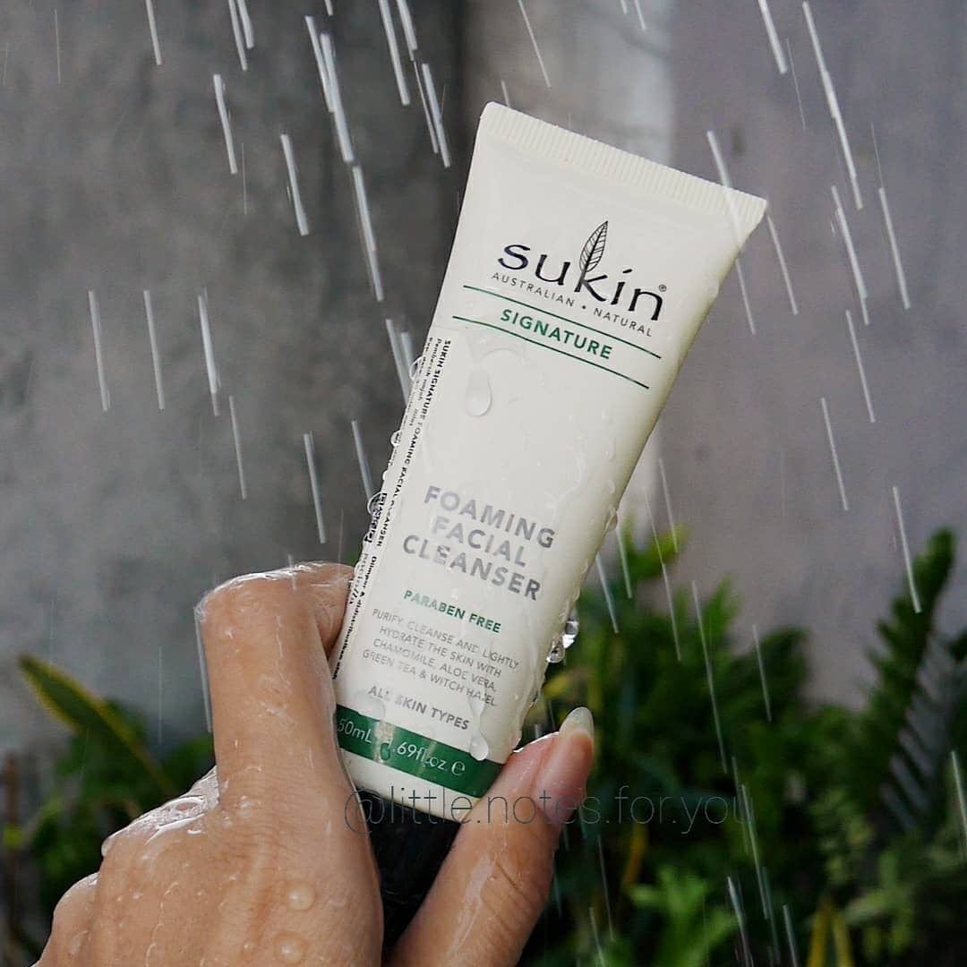 Foaming Facial Cleanser | Travel Size - Sukin Naturals USA