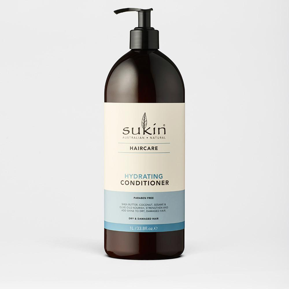 Hydrating Conditioner | Hair Care - Sukin Naturals USA