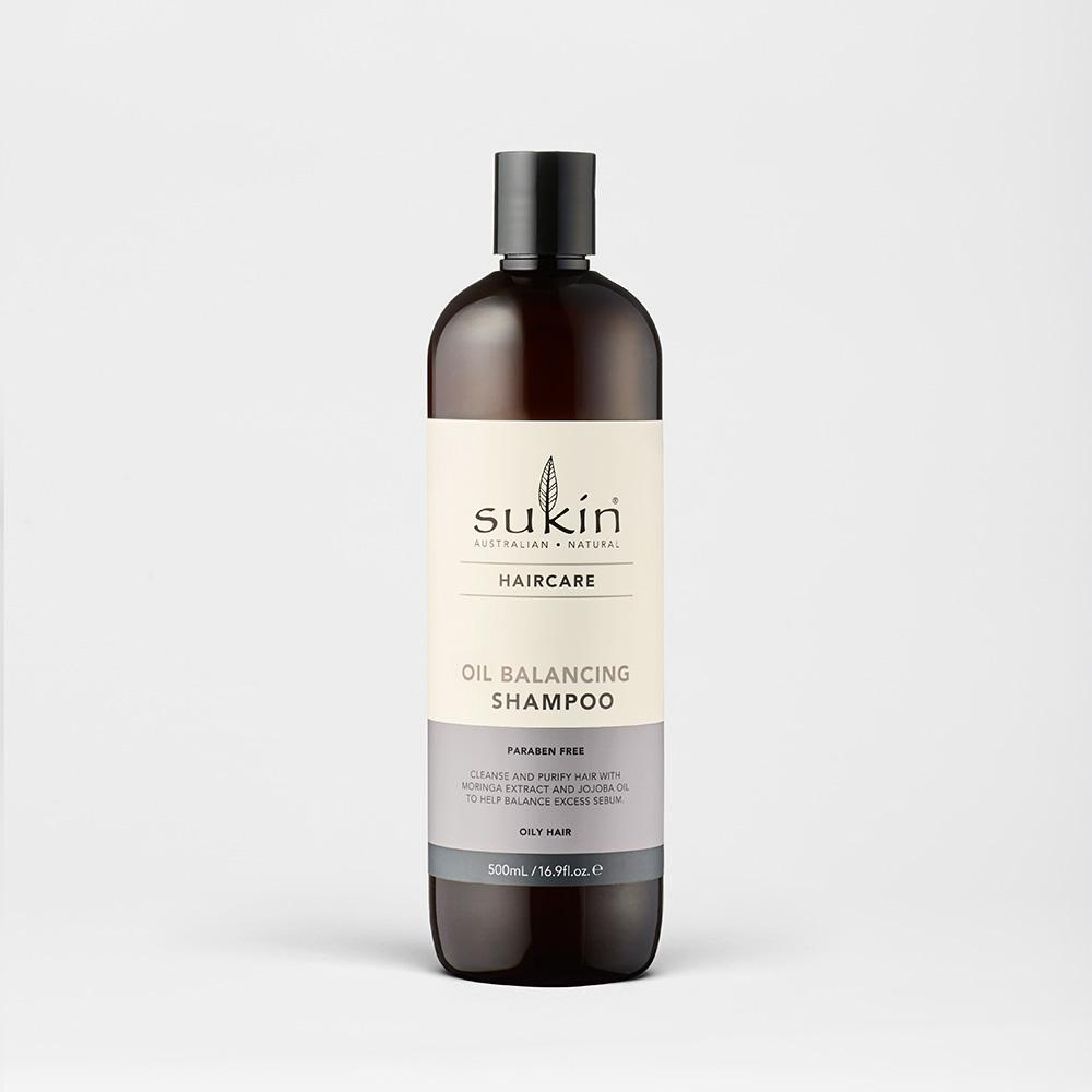 Sukin Naturals Oil Balancing Hair Conditioner