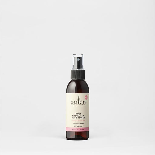 Rose Hydrating Mist Toner | Signature 125ml