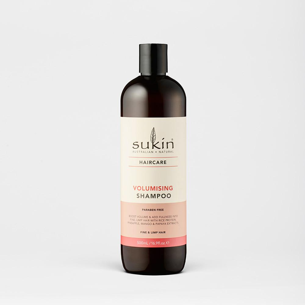 Volumizing Shampoo | Hair Care - Sukin Naturals USA