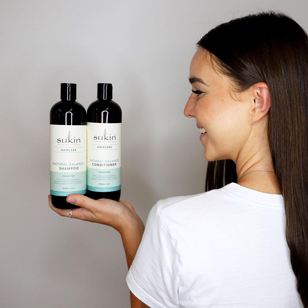 Sukin Naturals Natural Balance Shampoo and Conditioner