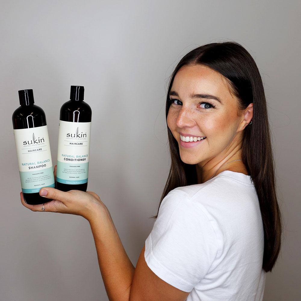 Natural Balance Conditioner | Hair Care - Sukin Naturals USA