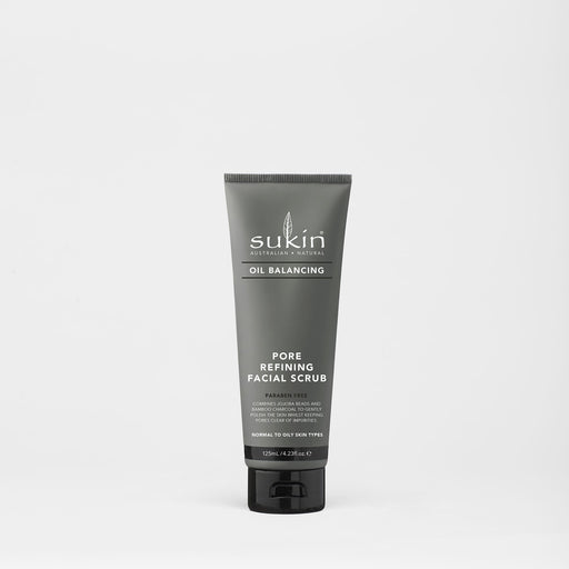 Pore Refining Facial Scrub | Oil Balancing 125ml