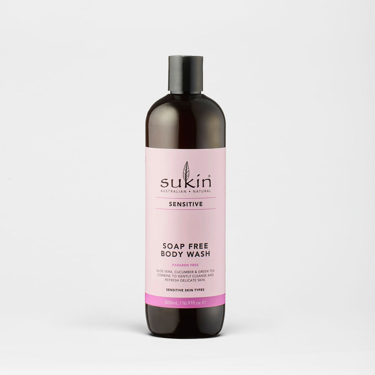 Soap Free Body Wash | Sensitive 500ml