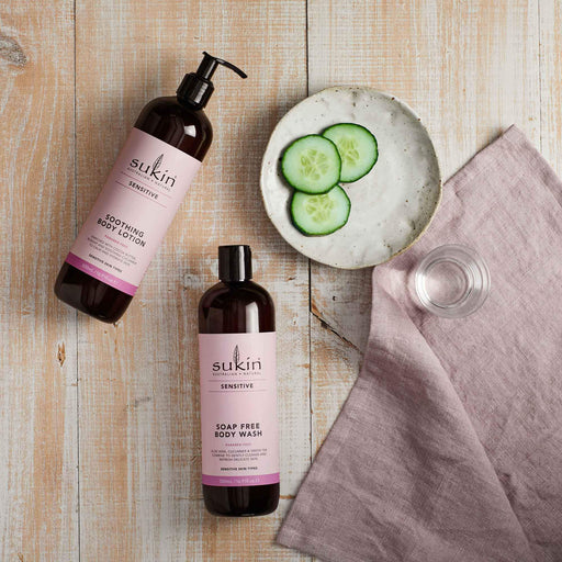 Soothing Body Lotion | Sensitive