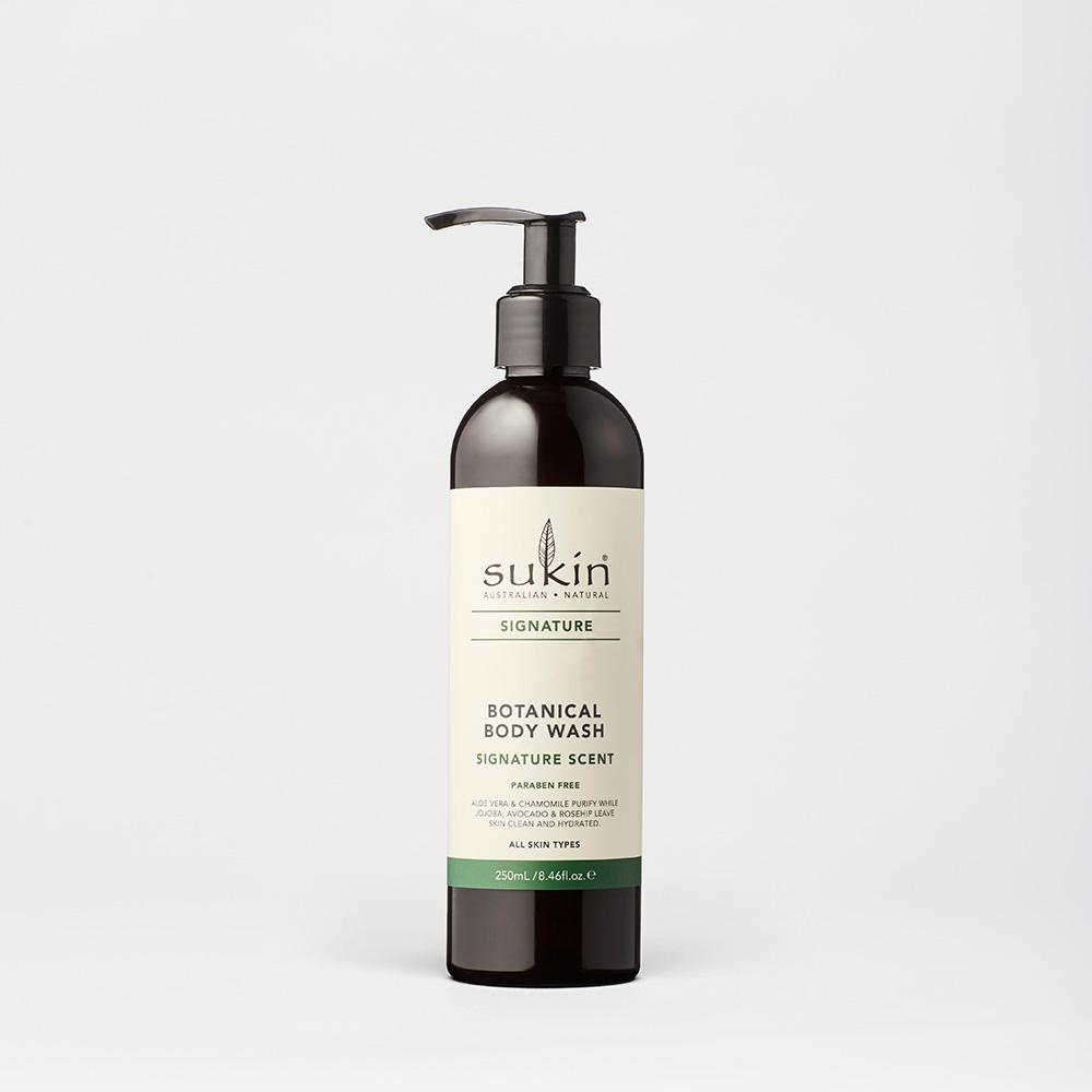 Botanical Body Wash | Signature - Sukin Naturals USA