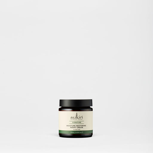 Moisture Restoring Night Cream | Signature