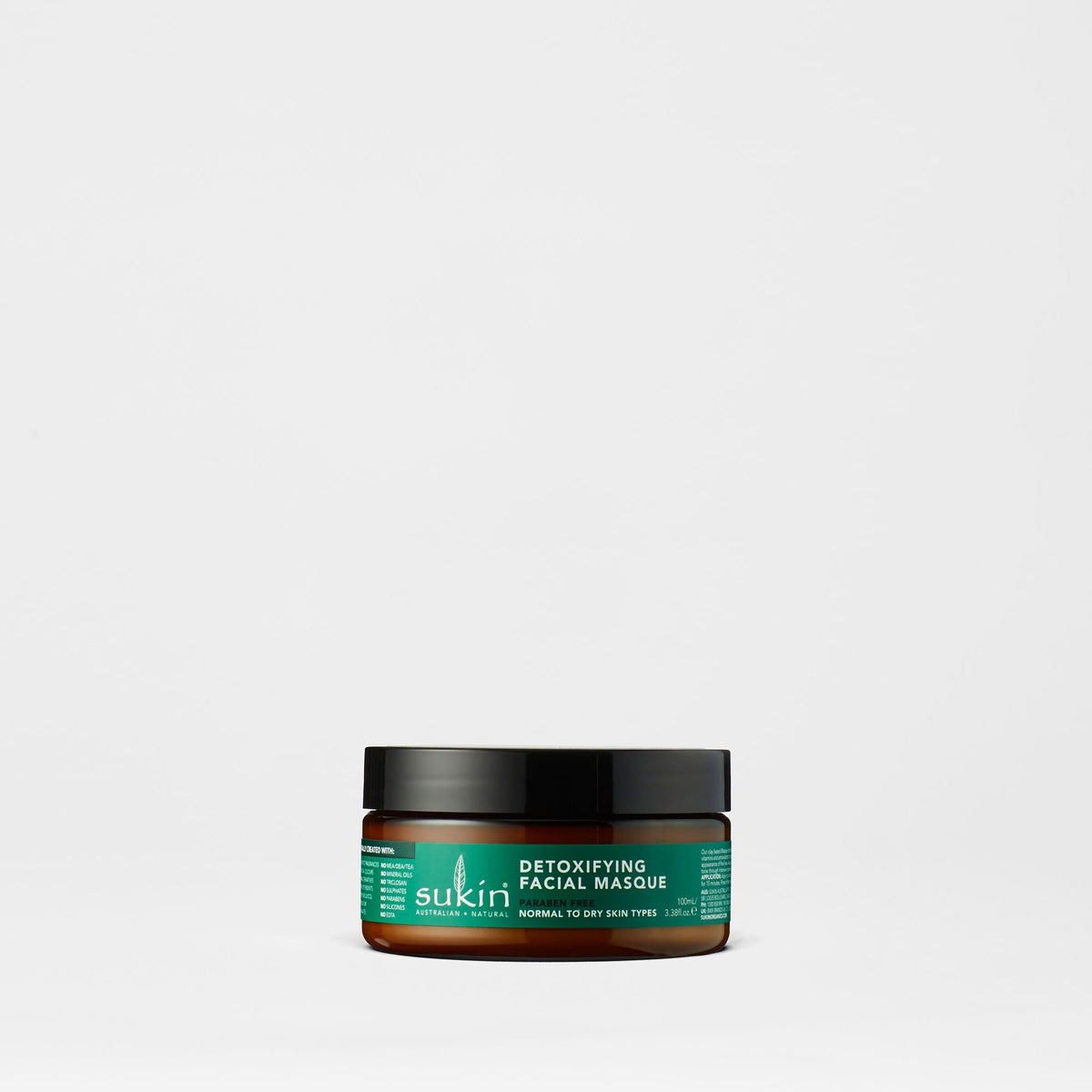 Detoxifying Clay Mask | Super Greens - Sukin Naturals USA