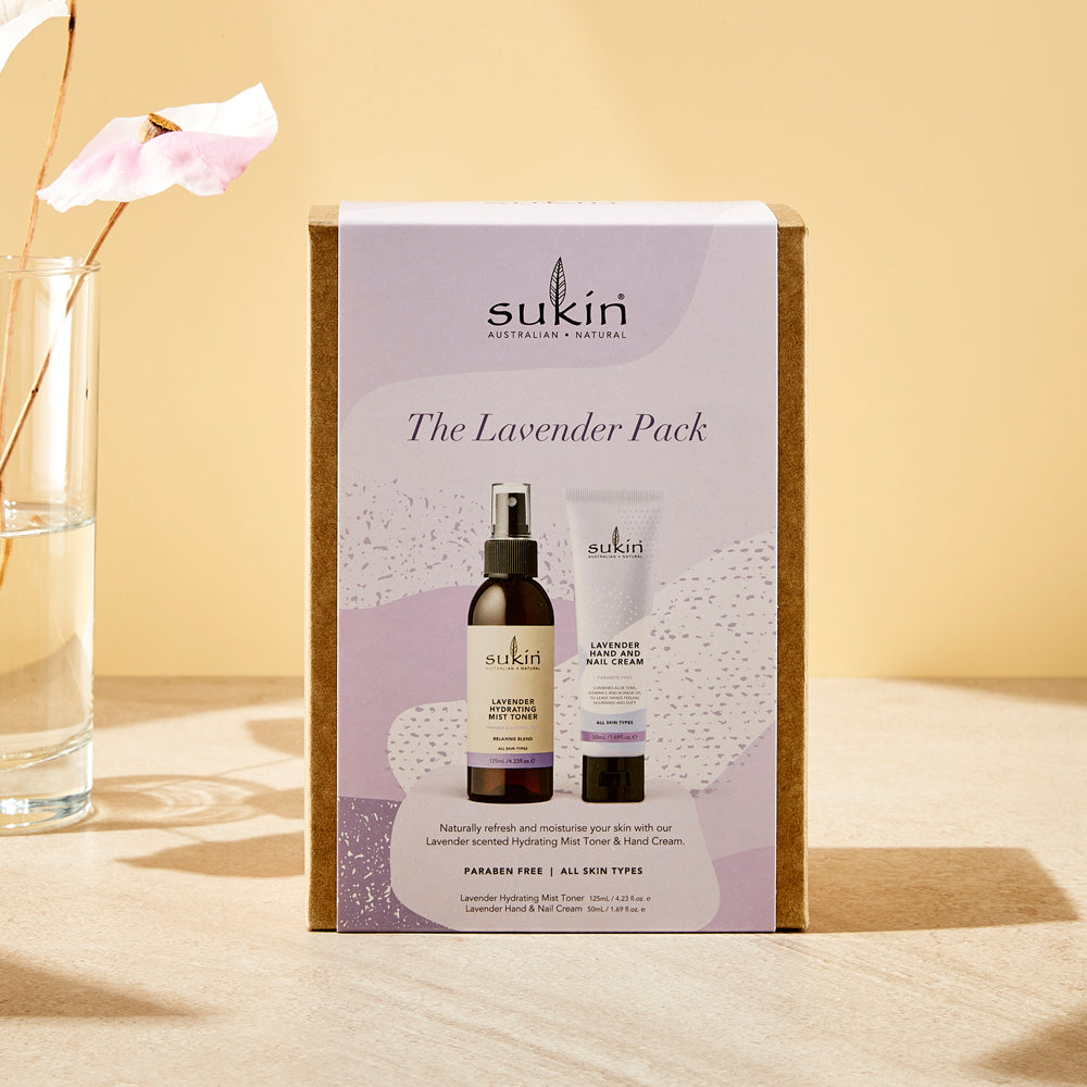 The Lavender | Gift Pack - Sukin Naturals USA