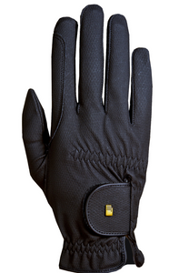 Roeck Riding Gloves - Unisex - Size 8