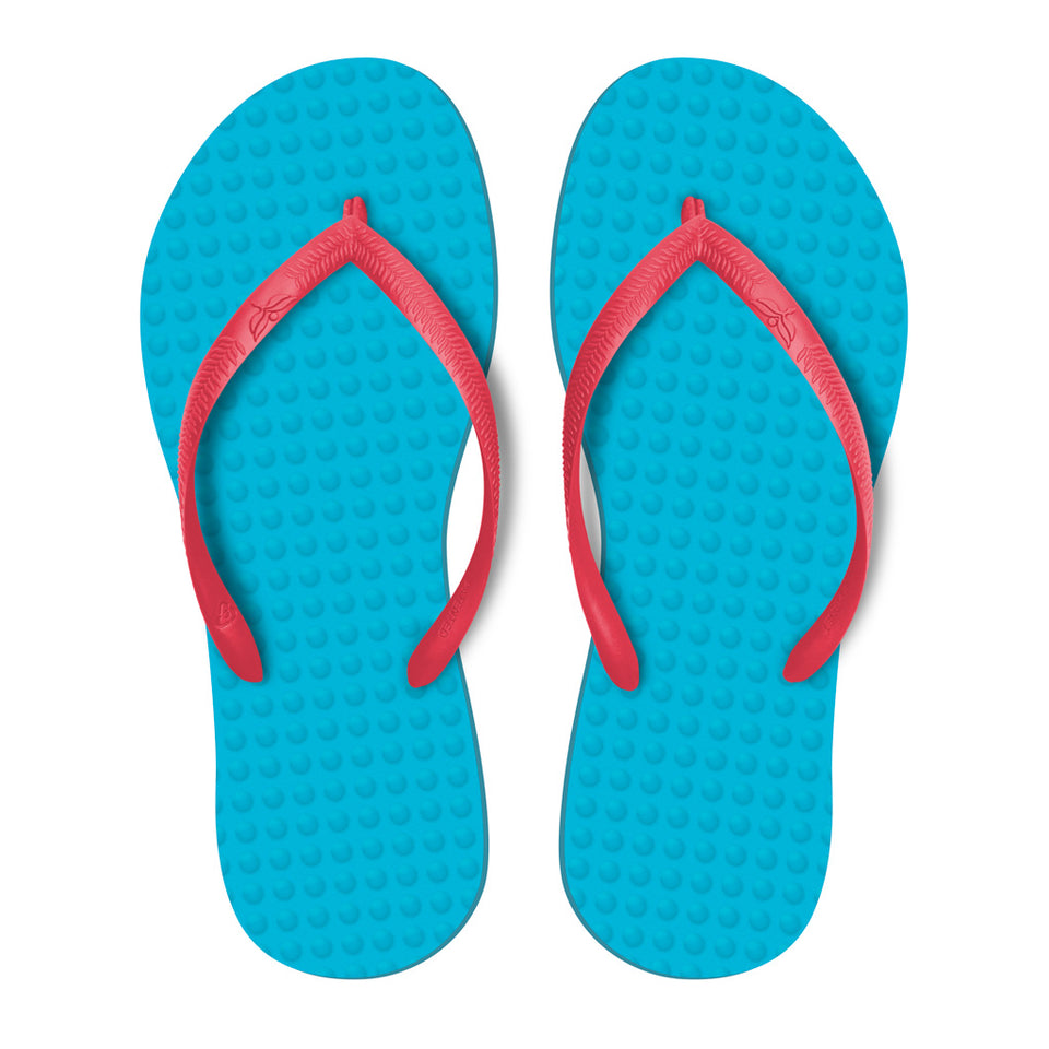Turquoise with Watermelon - Women's