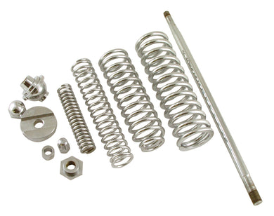 Spring Kit For Springer Forks Use With Most Custom Springers Inc Springs, Rods, Seats and Nuts