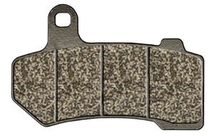 BRAKE PADS,SBS949H.HF,CERAMIC FITS SOFTAIL 2018/L* REAR REPLACES HD 41300197