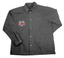 Load image into Gallery viewer, FIRE HOSE RIDING JACKET,LARGE 13 OZ COTTON CANVAS