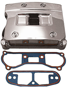 ROCKER ARM COVER ASSEMBLY BT EVO 1992/99 CHROME RPLS HD 17528-92 17529-92 17530-92