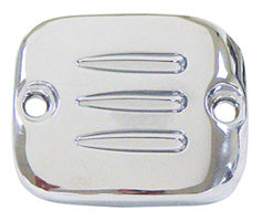 Front Master Cylinder Cover BT 1996/L*, XL 96/03 3 Ball Milled Grooves