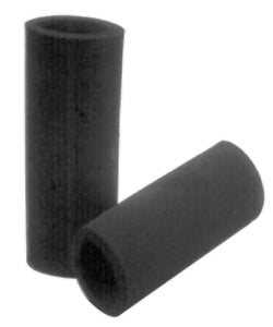 HANDGRIP PART,FOAM COVERS FIT ALL BRAND FOAM GRIPS BLACK HARLEY ONLY
