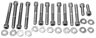 ROCKER ARM COVER BOLT KIT SPT 77/85 ALLEN HD BOLTS CP RPLS HD 4725 COLONY.8790-28