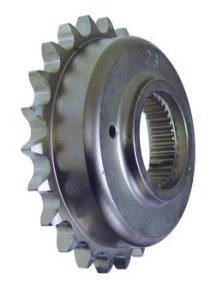 "TRANSMISSION SPKT .5"" OFFSET BT 5 SPD 1985/LATER*,23 TOOTH 530 SERIES CHAIN MFG.23T05-56"