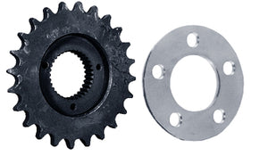 SPROCKET,TRN CONVERSION 24T BELT TO CHAIN BT 1985/L* ALSO BIG WHEEL KIT FOR WIDE WHEEL
