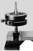 Load image into Gallery viewer, Sprocket Shaft Holding Tool BT 55/L* Holds FLyWheel Assembly In Vise W/O Damage Jims .1034