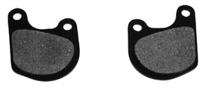 Brake Pads, SBS  537H.Hf, Ceramic FX FXR 77/83 Sportster 1978/1983 Front Replaces Hd44098-77 and Hd44032-79