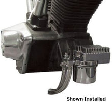 Load image into Gallery viewer, Oil Filter/Regulator Mount Big Twin 4 Spd 70/84 St 1984/1999 W/Oil Filter, Mtg Hrdw Chrome