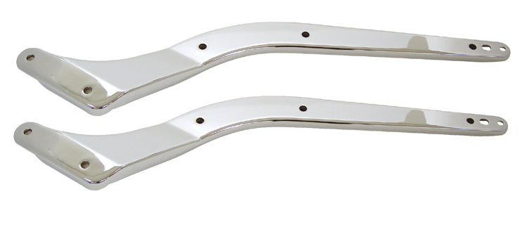 Rear Fender Supports FXST 06/L*Ex Duece, FLST 2007 Cp, With Turn Signal Mt Holes