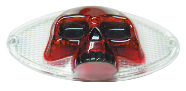 V-FACTOR SKULL LENSES FOR CATEYE TAILLIGHT