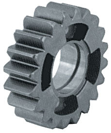 TRANSMISSION GEAR,CS 2ND 20T SPT 4 SPD 1958/LATER RPLS 35750-58A..ANDREWS.252040