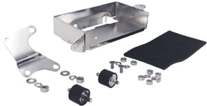 BATTERY TRAY KIT,FXE FXWG FXE FXWG 1973/1979 CHROMED REPLACES HD 66191-73T
