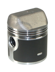 "Piston, 8.5:1 +.050"" Moly XL 72/85 1000Cc W/Wrist Pin And Clips"