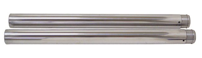 Chrome 41Mm +2 Fork Tubes Harley FXWG 1985/1986 FXST 1984/1999 FXDWG 93/99 Replaces HD# 45417-84