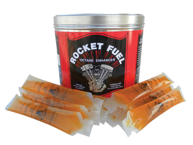 Rocket Fuel Octane Enhancer One Tube Per 2 To 5 Gallons Tub Of 55 Tubes