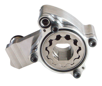 BILLET ALUMINUM HIGH VOLUME OIL PUMP HARLEY DAVIDSON TWIN CAM 1999/2006
