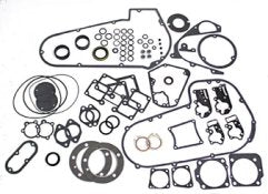 GASKETS/SEALS ENGINE,COMPLETE SHOVELHEAD 1980/LATER 5 SPEED COMETIC C9059F
