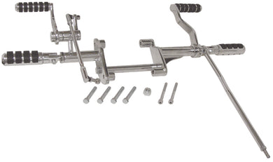 CHROME FORWARD CONTROL KITS FOR 1987/2003 SPORTSTER