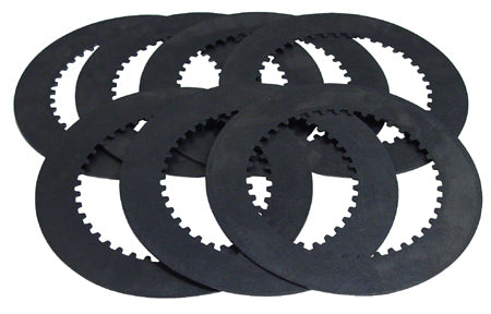 KEVLAR FRICTION PLATE SET USE WITH BDL CLUTCH KIT #73110 SET OF 7 FIBERS,BDL CC-130-CP