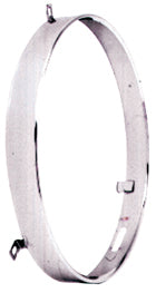 "HEADLIGHT RETAINER RING, 7"" FL60/84,FLT 80/L* FLHR 94/L* 3/4""DEEP RPLS HD 67726-71"