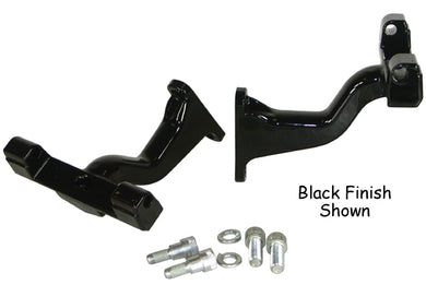 REDUCED REACH REAR FOOTBOARD BRACKETS HARLEY DAVIDSON TOURING 1993/LATER  HD# 50789-99B