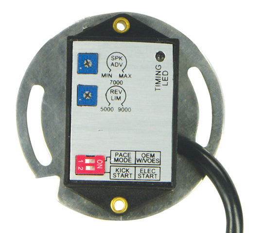 IGNITION MODULE, DUAL FIRE BT 70/99, XL 71/03 ELECTRONIC ADVANCE