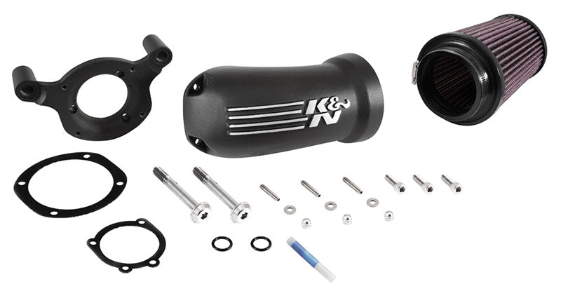 K & N AIRCHARGER PERF INTAKE SYSTEM HARLEY TOURING 2008/2015