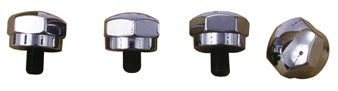 RKR SFT END PLUG KIT KN STYLE SH 66/E71 SPT 57/E71 CHROME RPLS HD 17448-57 COLONY 7143-4